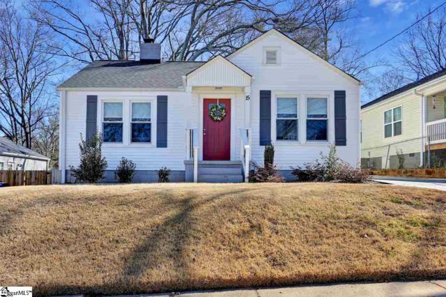 15 Mcadoo Avenue, Greenville, SC 29607 (#1360460) :: Hamilton & Co. of Keller Williams Greenville Upstate