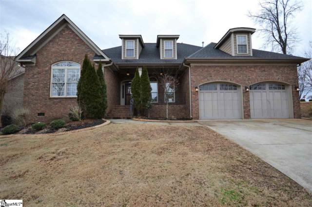 6 Double Crest Drive, Taylors, SC 29687 (#1360498) :: Hamilton & Co. of Keller Williams Greenville Upstate