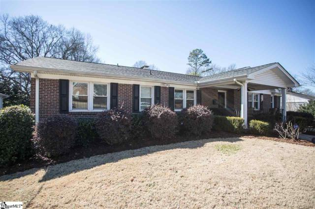 126 Sunset Drive, Greenville, SC 29605 (#1360557) :: Hamilton & Co. of Keller Williams Greenville Upstate