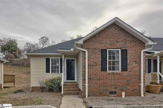 104A Park Crossing Drive, Easley, SC 29640 (#1360633) :: Hamilton & Co. of Keller Williams Greenville Upstate