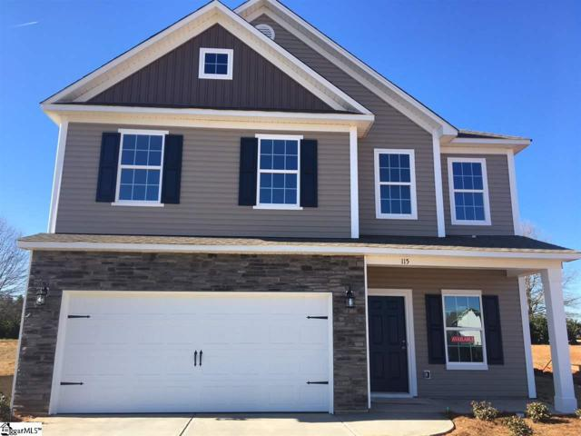 115 Chadmore Street, Simpsonville, SC 29680 (#1360725) :: The Toates Team