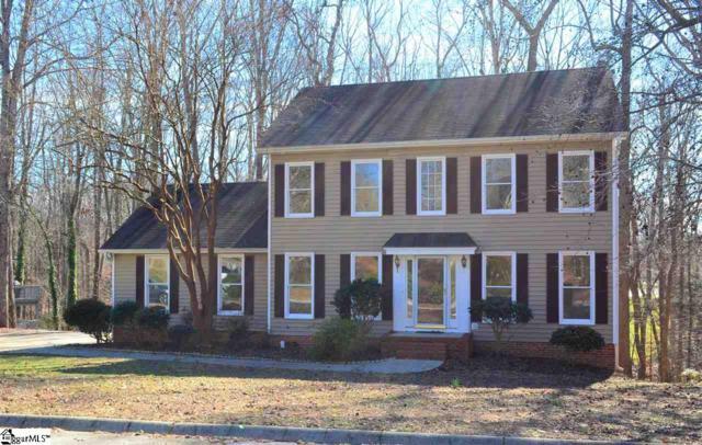 501 Foxhound Road, Simpsonville, SC 29680 (#1360795) :: Hamilton & Co. of Keller Williams Greenville Upstate