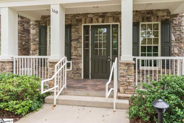 168 Ridgeland Drive Bldg. 3, Unit 1, Greenville, SC 29601 (#1360955) :: Hamilton & Co. of Keller Williams Greenville Upstate
