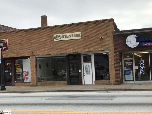 116 N Main Street, Woodruff, SC 29388 (#1360975) :: Hamilton & Co. of Keller Williams Greenville Upstate