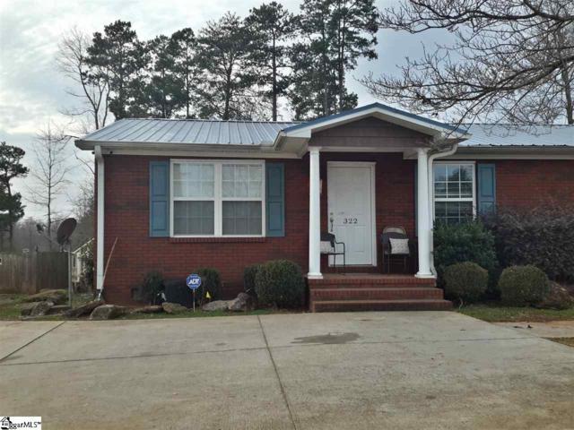 322 Fairmont Avenue, Spartanburg, SC 29301 (#1361086) :: Hamilton & Co. of Keller Williams Greenville Upstate