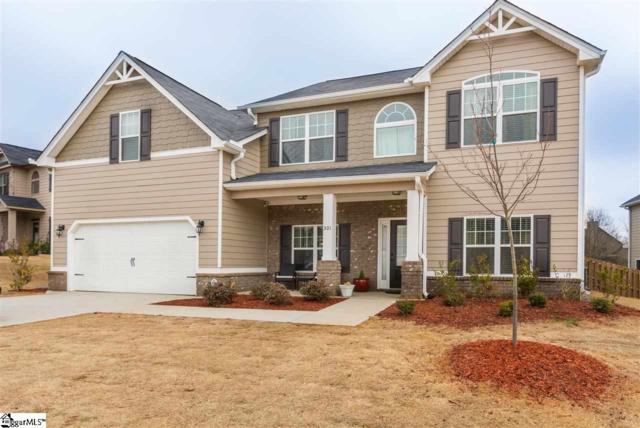 301 Coburg Lane, Simpsonville, SC 29680 (#1361140) :: Hamilton & Co. of Keller Williams Greenville Upstate