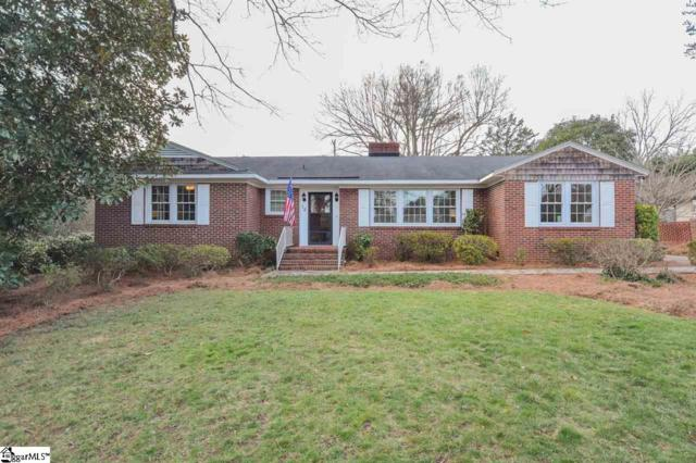 12 Ivy Trail, Greenville, SC 29615 (#1361163) :: Connie Rice and Partners