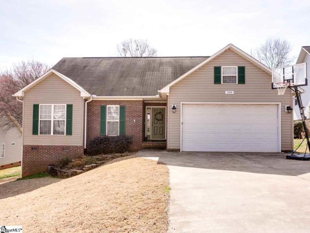 258 Lynhaven Drive Drive, Spartanburg, SC 29303 (#1361200) :: Coldwell Banker Caine