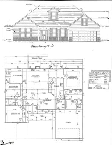 116 Josie Creek Drive Lot 19, Piedmont, SC 29673 (#1361262) :: The Toates Team