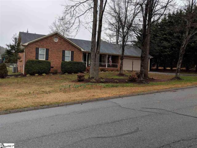 109 Woodcreek Drive, Spartanburg, SC 29303 (#1361332) :: Hamilton & Co. of Keller Williams Greenville Upstate