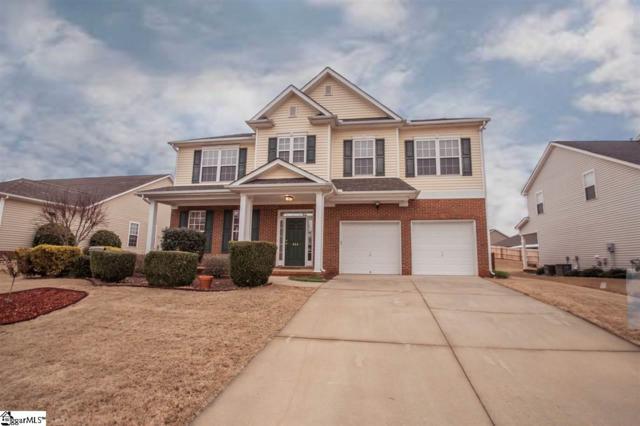 604 Plamondon Drive, Simpsonville, SC 29680 (#1361450) :: Hamilton & Co. of Keller Williams Greenville Upstate