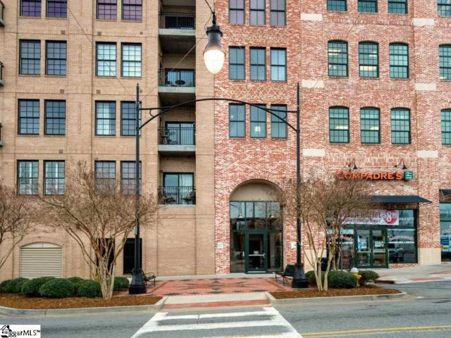 927 S Main Street #206, Greenville, SC 29601 (#1361517) :: The Toates Team