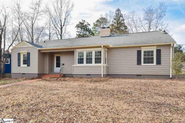 125 Dellwood Drive, Greenville, SC 29609 (#1361536) :: The Toates Team