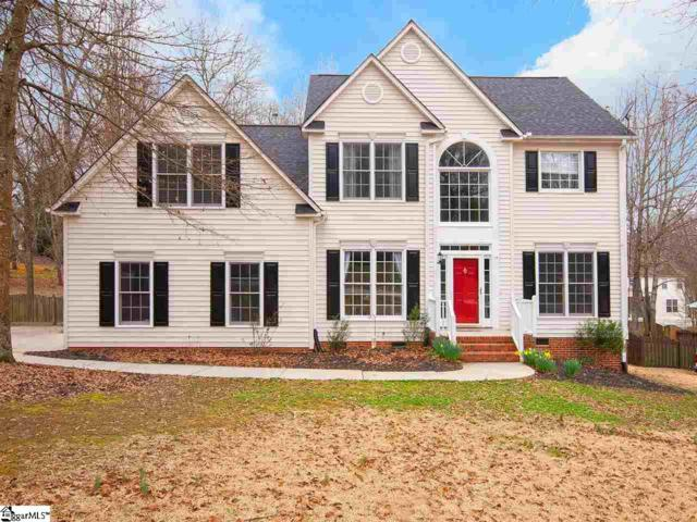 7 Whiffletree Drive, Simpsonville, SC 29680 (#1361572) :: Hamilton & Co. of Keller Williams Greenville Upstate