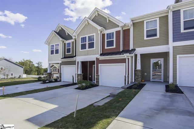 329 Hague Drive Lot 55, Duncan, SC 29334 (#1361632) :: Hamilton & Co. of Keller Williams Greenville Upstate