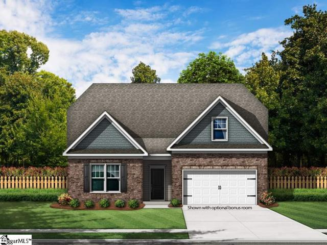 30 Fowler Oaks Lane Lot 60, Simpsonville, SC 29681 (#1361649) :: Hamilton & Co. of Keller Williams Greenville Upstate