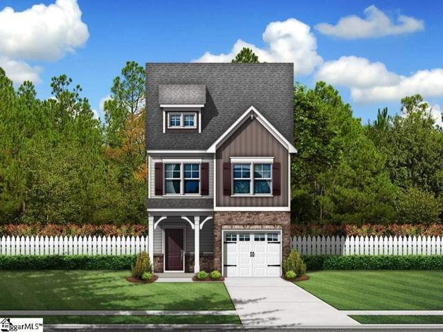 117 Hartland Place 102C, Simpsonville, SC 29680 (#1361744) :: Hamilton & Co. of Keller Williams Greenville Upstate