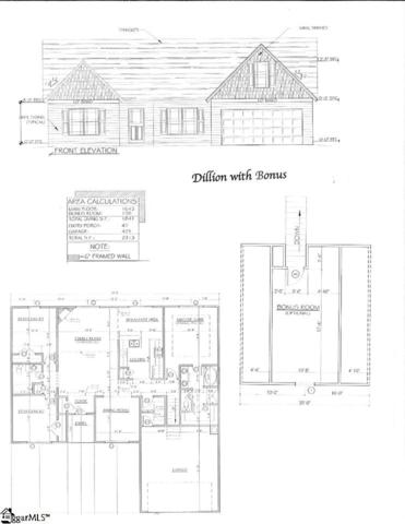 117 Woods Way Lot 31, Anderson, SC 29625 (#1361904) :: The Toates Team
