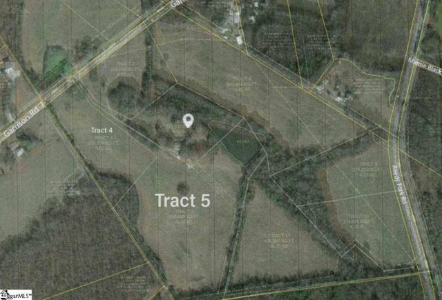 1040 Garrison Road, Pelzer, SC 29669 (#1361925) :: The Toates Team