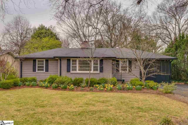 604 Parkins Mill Road, Greenville, SC 29607 (#1361961) :: The Toates Team