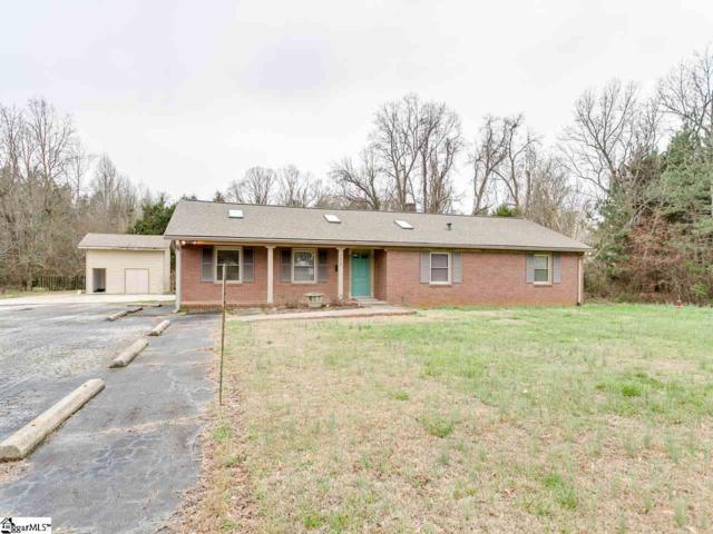 102 Willow Lane, Spartanburg, SC 29307 (#1361989) :: Hamilton & Co. of Keller Williams Greenville Upstate