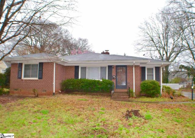 8 E Blue Ridge Drive, Greenville, SC 29609 (#1362095) :: The Toates Team