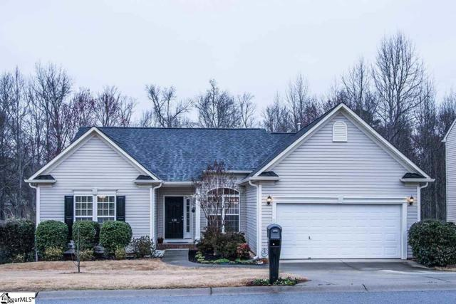 126 White Bark Way, Taylors, SC 29687 (#1362603) :: The Toates Team