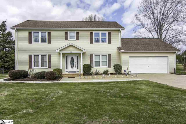 110 Wemberly Drive, Simpsonville, SC 29681 (#1362628) :: The Toates Team
