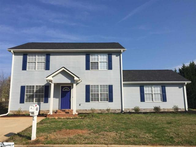 420 Gravely Road, Greer, SC 29651 (#1362766) :: The Toates Team