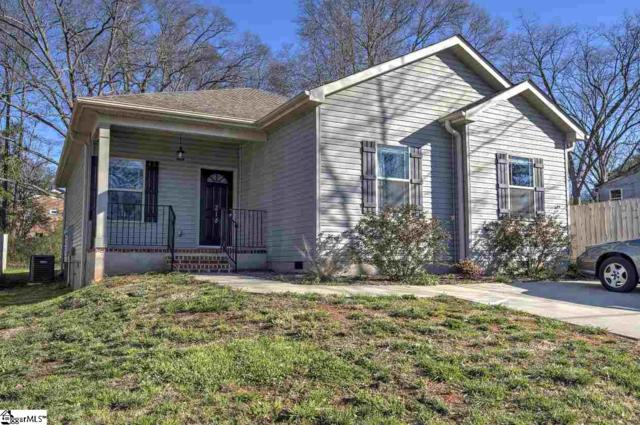 214 Buncombe Street, Greer, SC 29650 (#1363039) :: The Toates Team