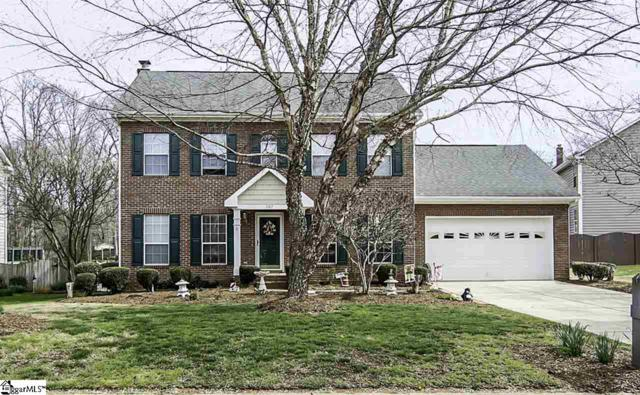 207 Crossvine Way, Simpsonville, SC 29680 (#1363070) :: Coldwell Banker Caine
