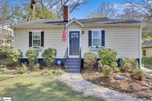 5 Woodville Avenue, Greenville, SC 29607 (#1363072) :: The Toates Team