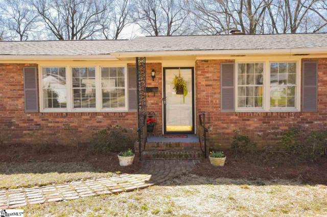 109 Amber Drive, Greenville, SC 29607 (#1363097) :: The Toates Team
