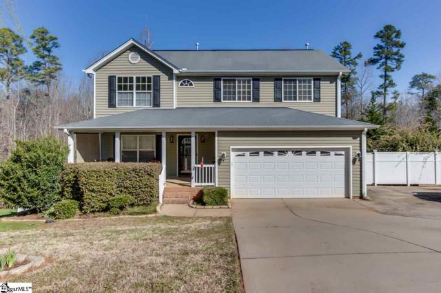 719 Timberwood Ridge, Greer, SC 29651 (#1363104) :: The Toates Team