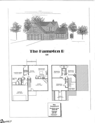 103 Anne Hutto Road Lot 46, Anderson, SC 29625 (#1363140) :: The Toates Team
