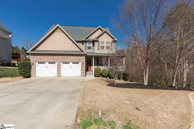 407 Chestnut Woods Court, Greer, SC 29651 (#1363150) :: The Toates Team