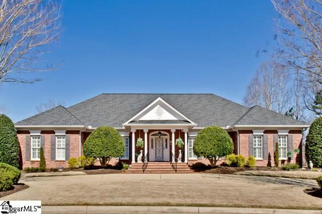 414 Old South Road, Duncan, SC 29334 (#1363173) :: J. Michael Manley Team