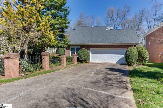206 Hidden Hills Drive, Greenville, SC 29605 (#1363194) :: The Toates Team