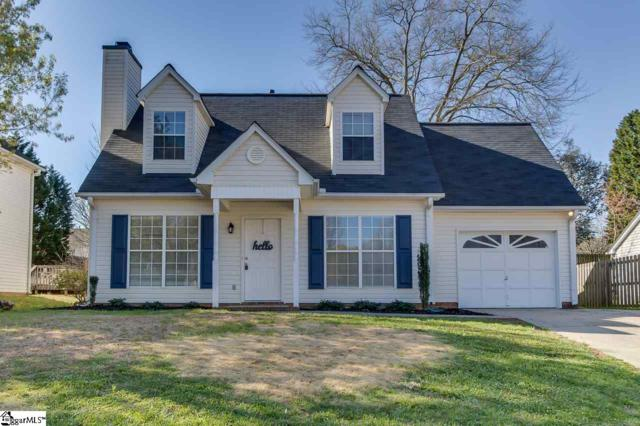 113 Clear Lake Drive, Simpsonville, SC 29680 (#1363225) :: The Toates Team