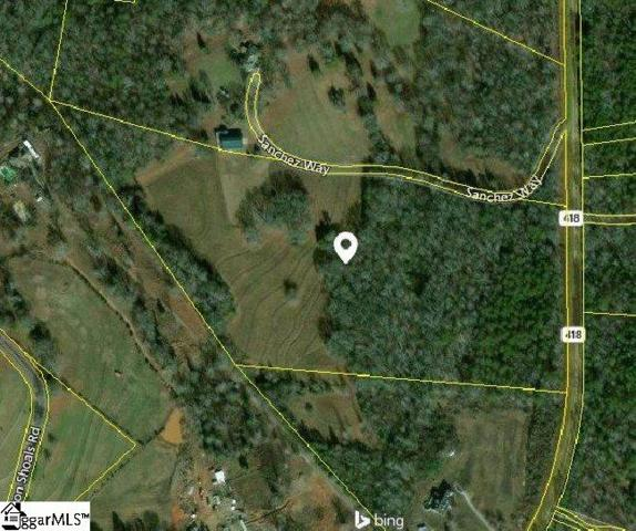 Lot 15A 418 Highway, Fountain Inn, SC 29644 (#1363323) :: The Toates Team