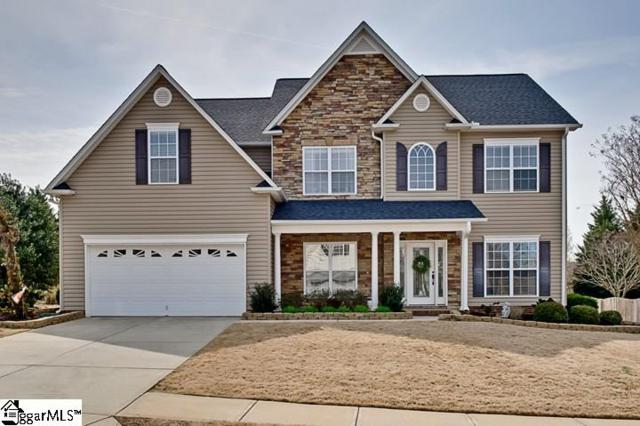 8 Flat Shoals Court, Simpsonville, SC 29680 (#1363332) :: The Toates Team
