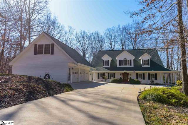 201 Cleveland Ferry Road, Fair Play, SC 29643 (#1363391) :: The Toates Team