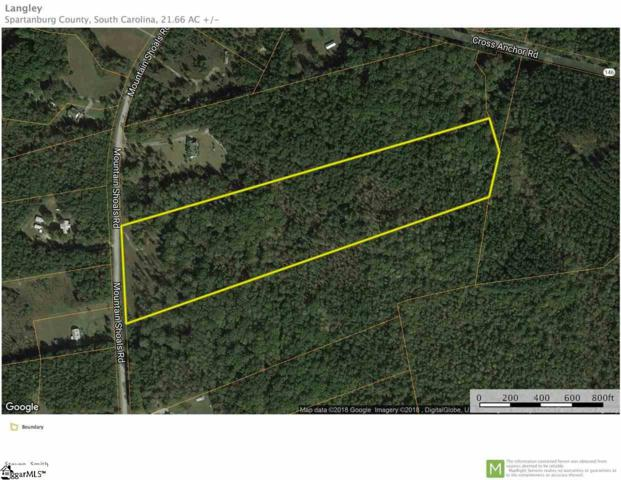 00 Mount Shoals Road, Enoree, SC 29335 (#1363486) :: The Toates Team