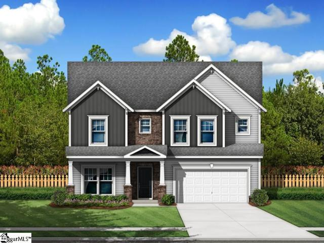 25 Fowler Oaks Lane Lot 63, Simpsonville, SC 29681 (#1363525) :: RE/MAX RESULTS