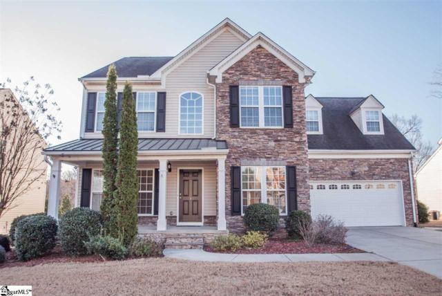5 Ridgeleigh Way, Simpsonville, SC 29681 (#1363582) :: Hamilton & Co. of Keller Williams Greenville Upstate