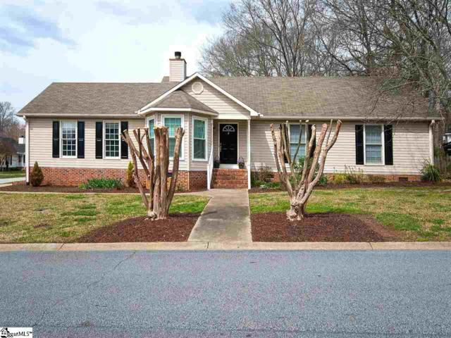 2 Landfall Court, Simpsonville, SC 29681 (#1363597) :: Coldwell Banker Caine