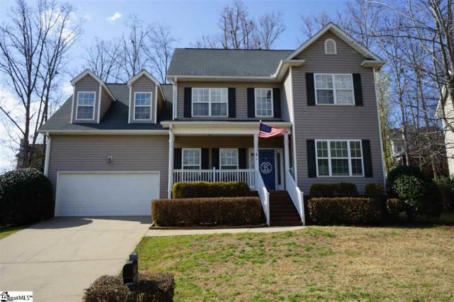 8 Bittercrest Court, Simpsonville, SC 29680 (#1363649) :: The Toates Team