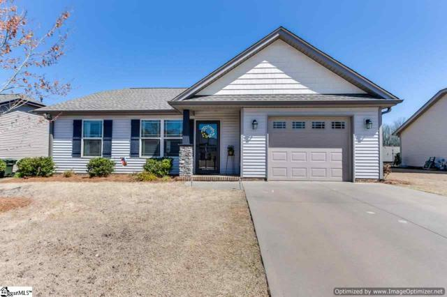 6 Nautical Drive, Greer, SC 29650 (#1363682) :: Coldwell Banker Caine