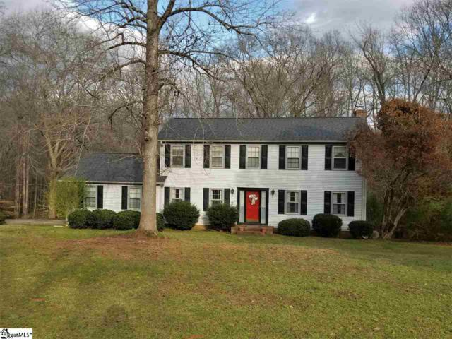 116 Mill Creek Road, Piedmont, SC 29673 (#1363869) :: Coldwell Banker Caine