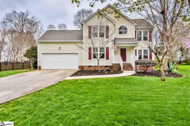 5 Hedgefield Court, Simpsonville, SC 29680 (#1364027) :: Hamilton & Co. of Keller Williams Greenville Upstate